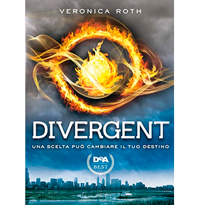 Divergent – Veronica Roth