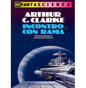 Incontro con Rama – Arthur C. Clarke